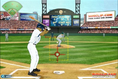 baseball online game