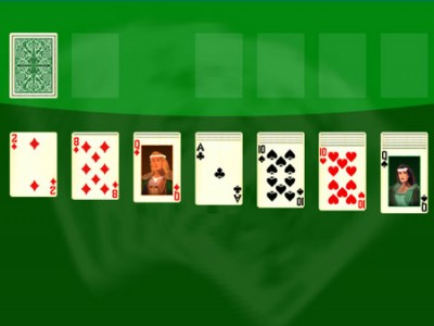 game - Solitaire