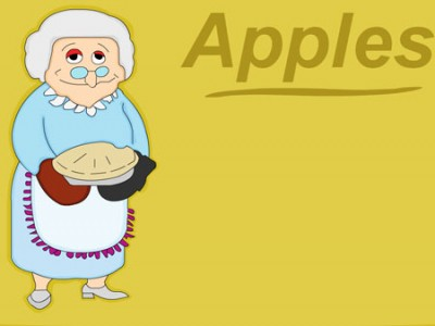 game - Apples