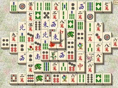 mahjong k