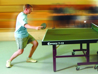 game - Table tennis