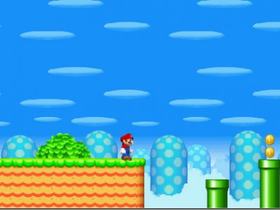 game - Super Mario World 1