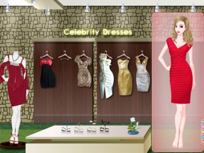 Cocktail Dress Up Games Online