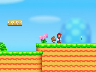 game - Super Mario's Adventures