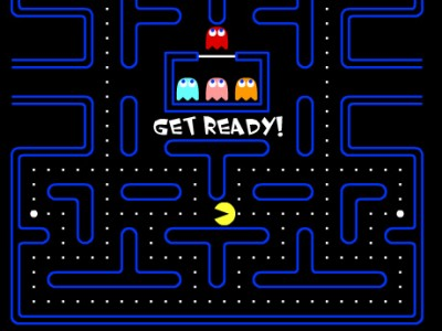 game - The original Pac-man