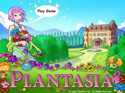 game - Plantasia
