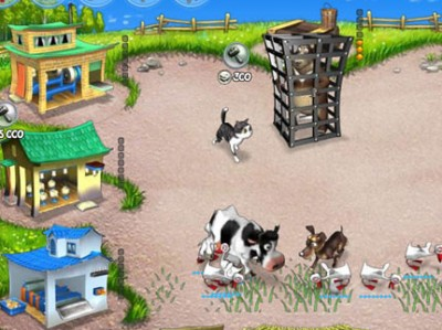 game - Farm Frenzy