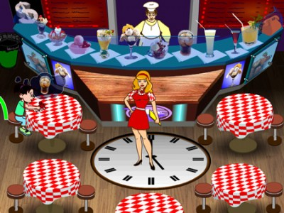 game - Ice-cream parlor