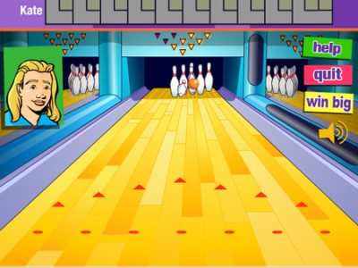 games online bowling