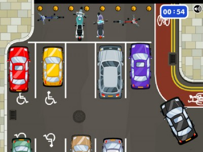Omurtlak8 Parking Games Online