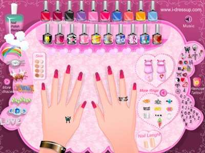 Nail art designs games for girls free online when you are searching for nail polish games for girls you should look only prinsesfo Gallery