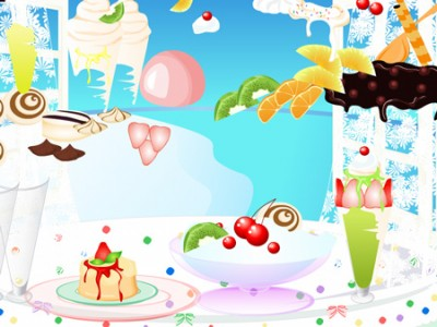 game - Icecream sorbet maker