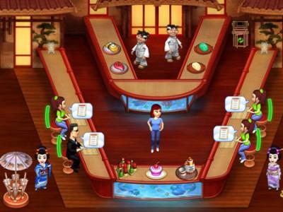 Sushi Restaurant Games