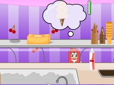 Ice cream shop games online