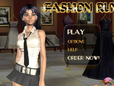 Play Fashion Designer Games on Games   Fashion Run