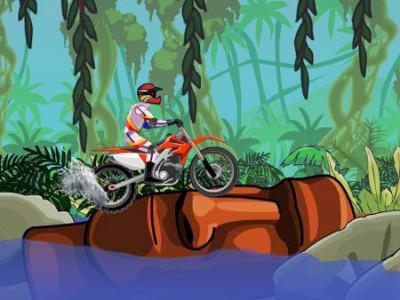 game - Stunt Dirt Bike 2