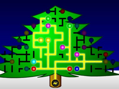 game - Christmas Tree Lights