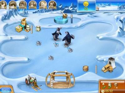 Farm Frenzy 3: Ice Age  Games online