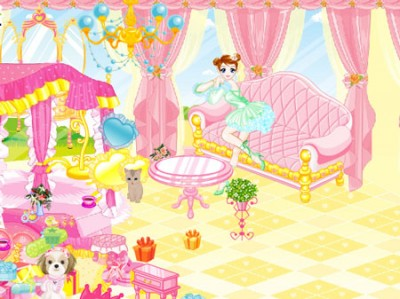 room decoration played 9131 times decorate this pink princes room