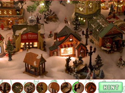 game - Christmas Village
