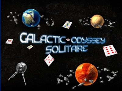 game - Galactic Odyssey Solitaire