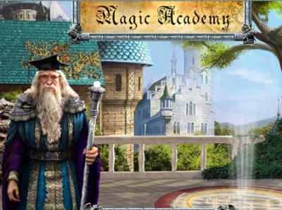 game - Magic Academy