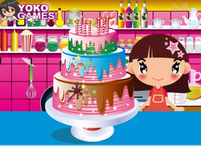 Cake Decorating Games Free Online