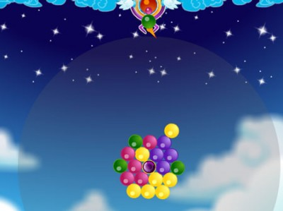 game - Bubble Shooter 2