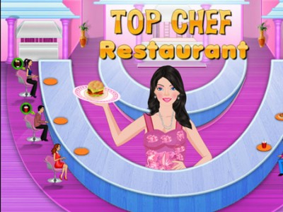 game - Top Chef Restaurant
