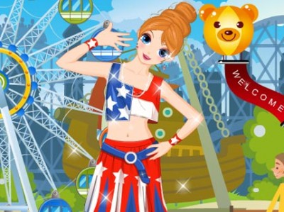 game - Fun Ride Dress Up