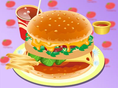 game - Deluxe Hamburgers