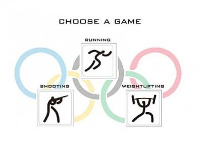 game - Flash Olympics