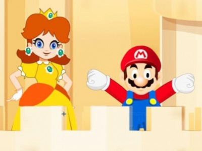 game - Mario Meets Peach