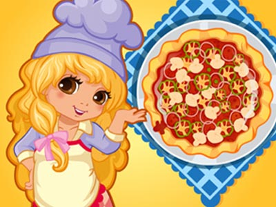 game - Lily is a Pizza Maker