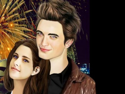 game - Makeover Edward and Bella