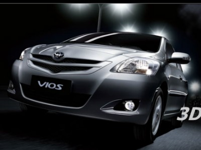 game - Toyota Vios Race