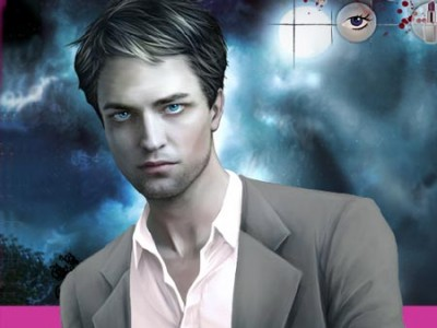 game - Robert Pattinson Makeover
