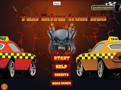 game - Taxi Driver From Hell