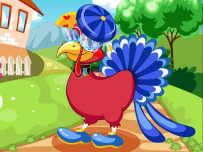 game - Turkey Dress Up