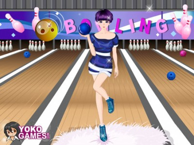 game - Bowling Girl