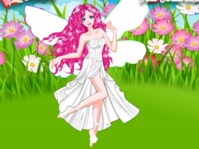 game - Fairy fashion designer