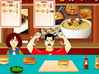 game - Fast Food Management