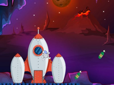game - Spacemen Journey 2