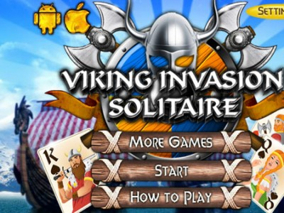 game - Viking Invasions Solitaire