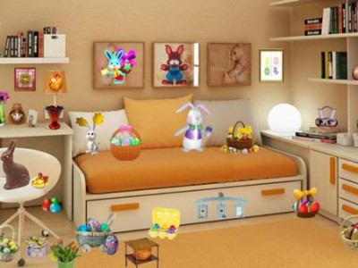 game - Easter Room Objects