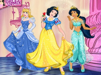 game - Disney Princess Beauty Pageant 2