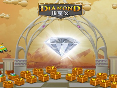 game - Diamond Box