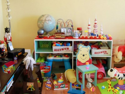 game - Messy Toys Room