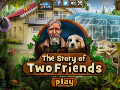 game - The Story of Two Friends