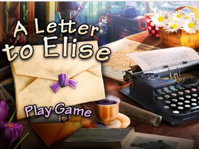 game - A Letter to Elise